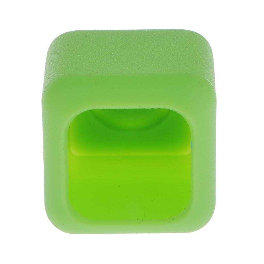Protective Housing Case Cover Frame w String for Gopro Hero 4 Sessio Green