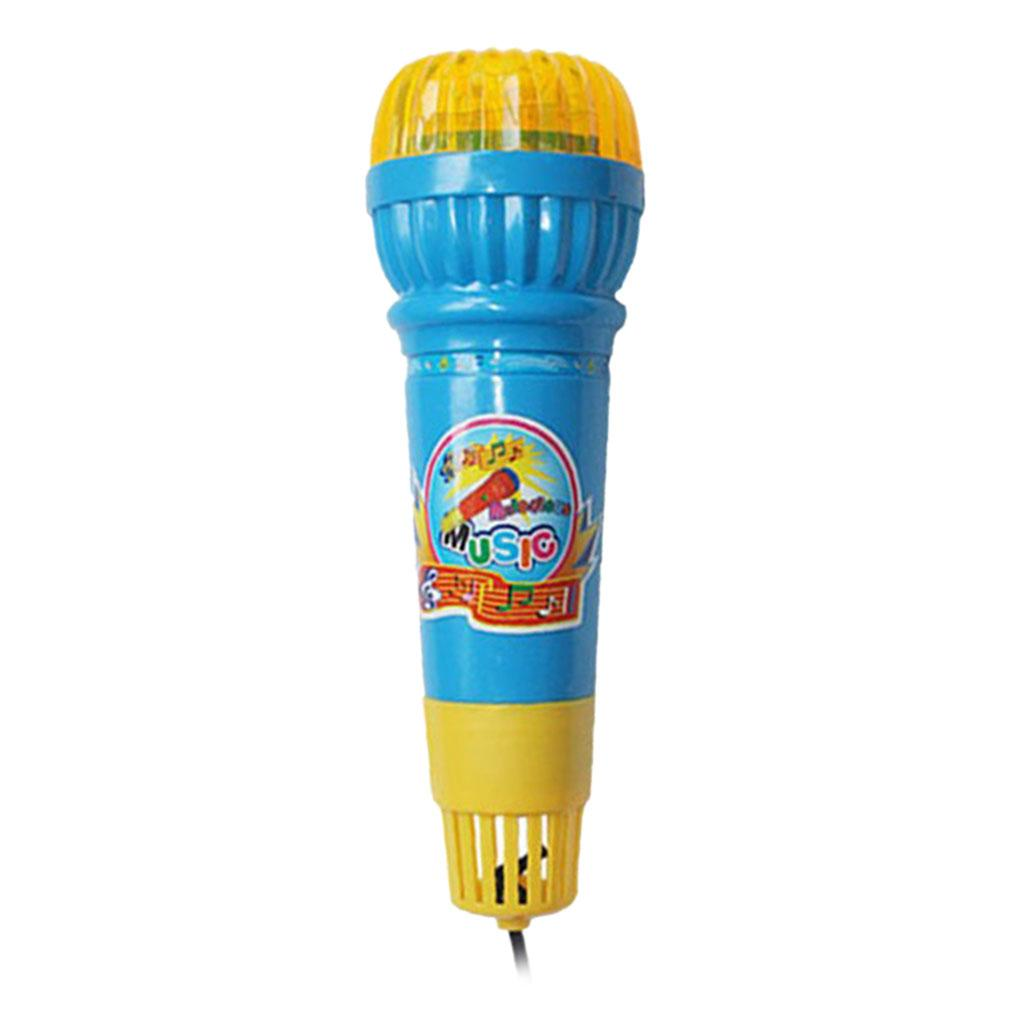 Music & Sound Echo Microphone Musical Toys for Kids Singing Christmas Gifts
