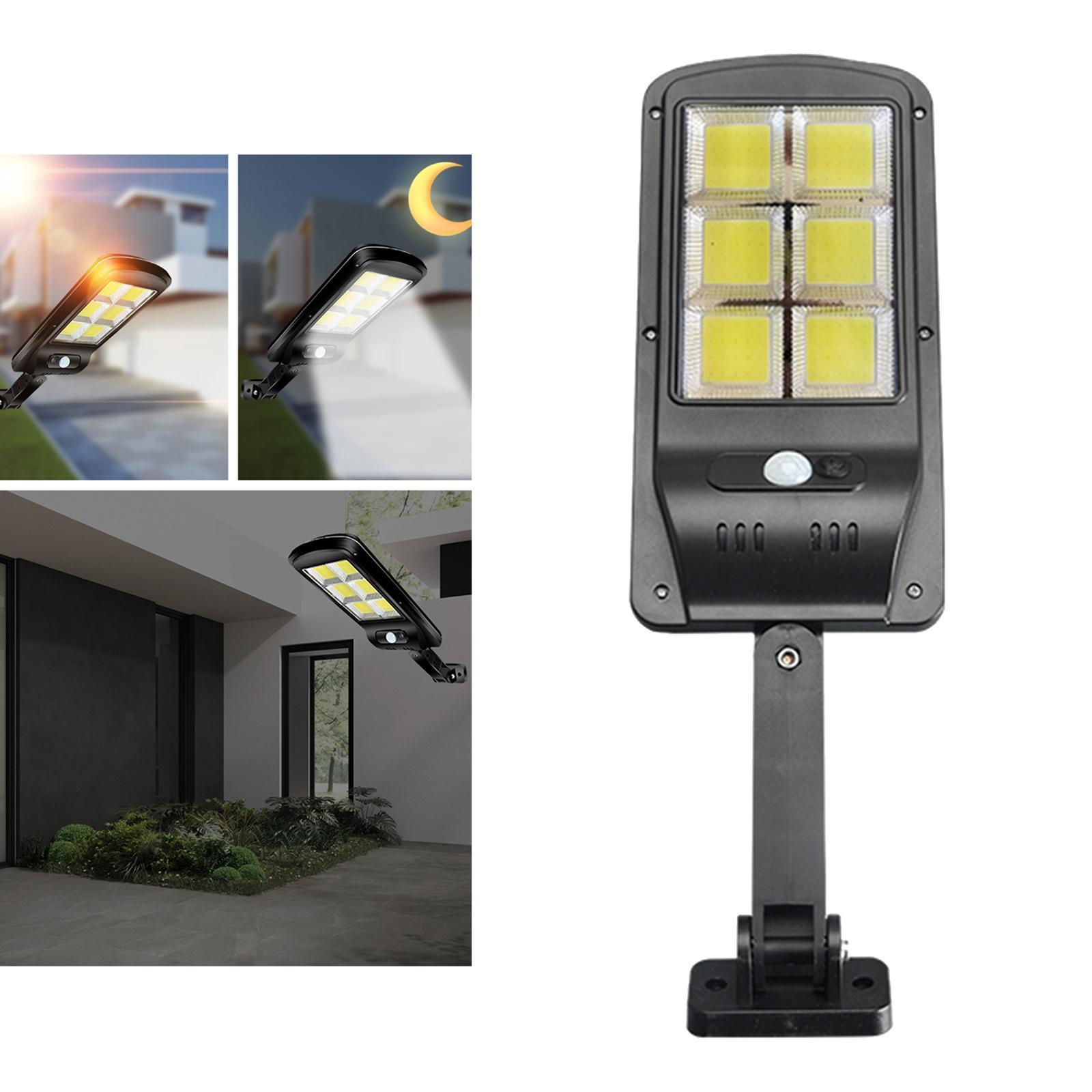 Corps-de-reverbere-a-LED-a-energie-solaire-detectant-la-lumiere miniatura 22