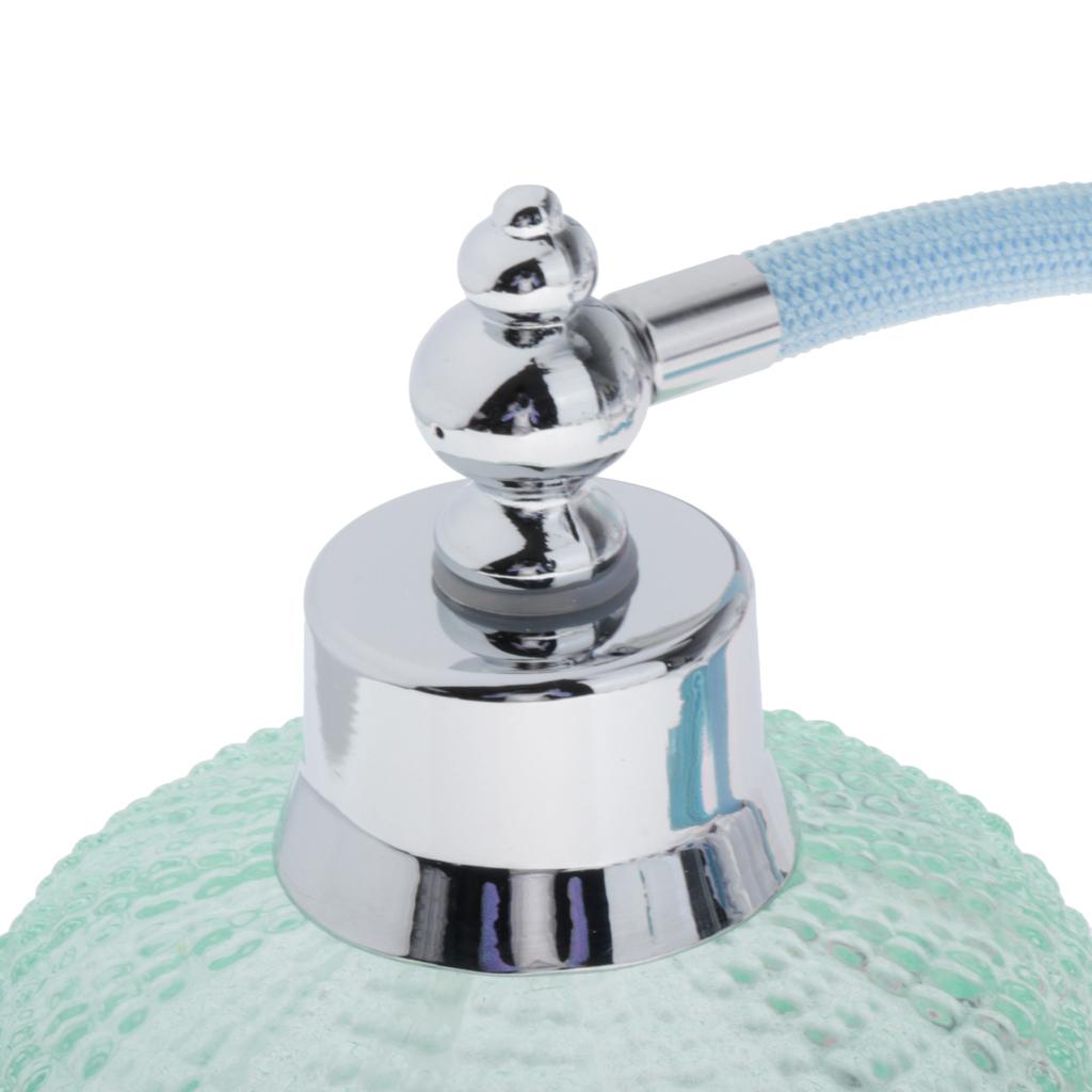 Bouteille-de-parfum-en-verre-rechargeable-d-039-atomiseur-de-jet-de-mode-100ML miniature 9