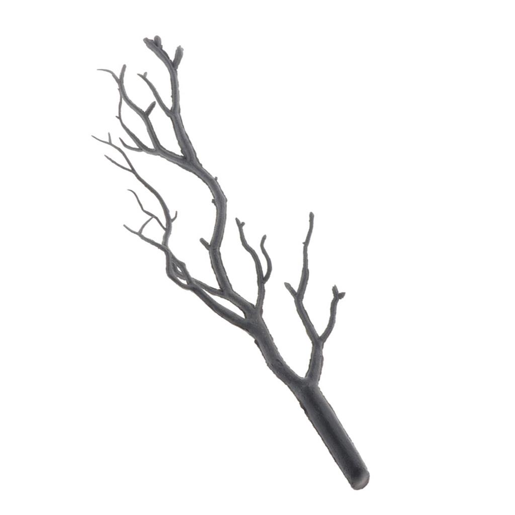 1-24-Artificial-Scenery-Landscape-Plastic-Tree-Branch-Model-Train-Track-DIY thumbnail 11