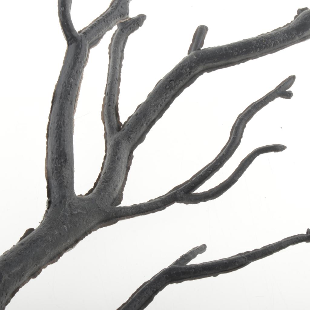 1-24-Artificial-Scenery-Landscape-Plastic-Tree-Branch-Model-Train-Track-DIY thumbnail 12