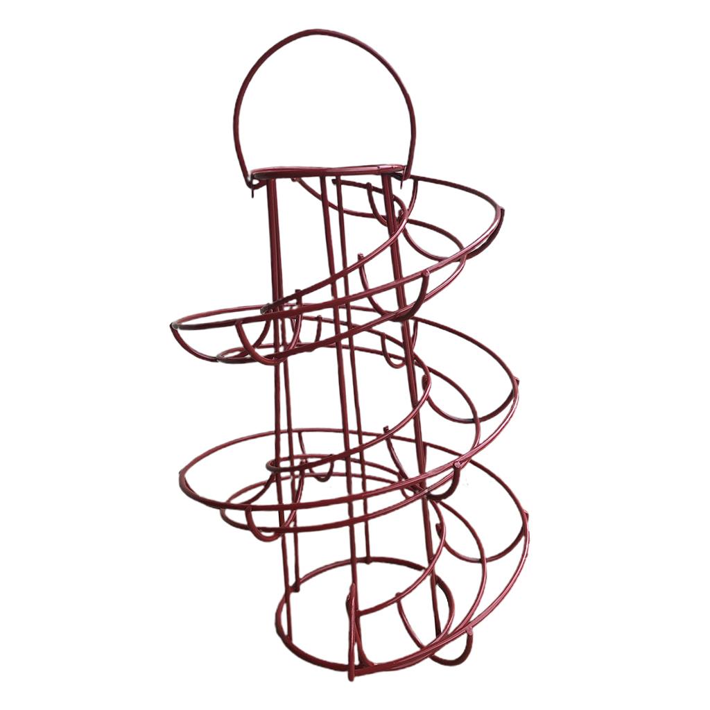 Dispenser-Per-Cestello-Per-Portauova-A-Spirale-Per-Porta-Moderna-A-Spirale-In miniatura 11