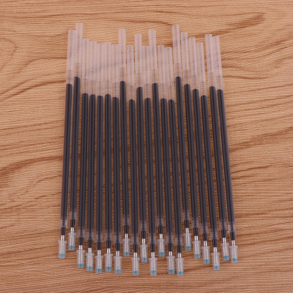 20-Stuck-Markierstiftminen-von-Leder-Marking-Pen-Hochtemperatur-Verschwinden thumbnail 10