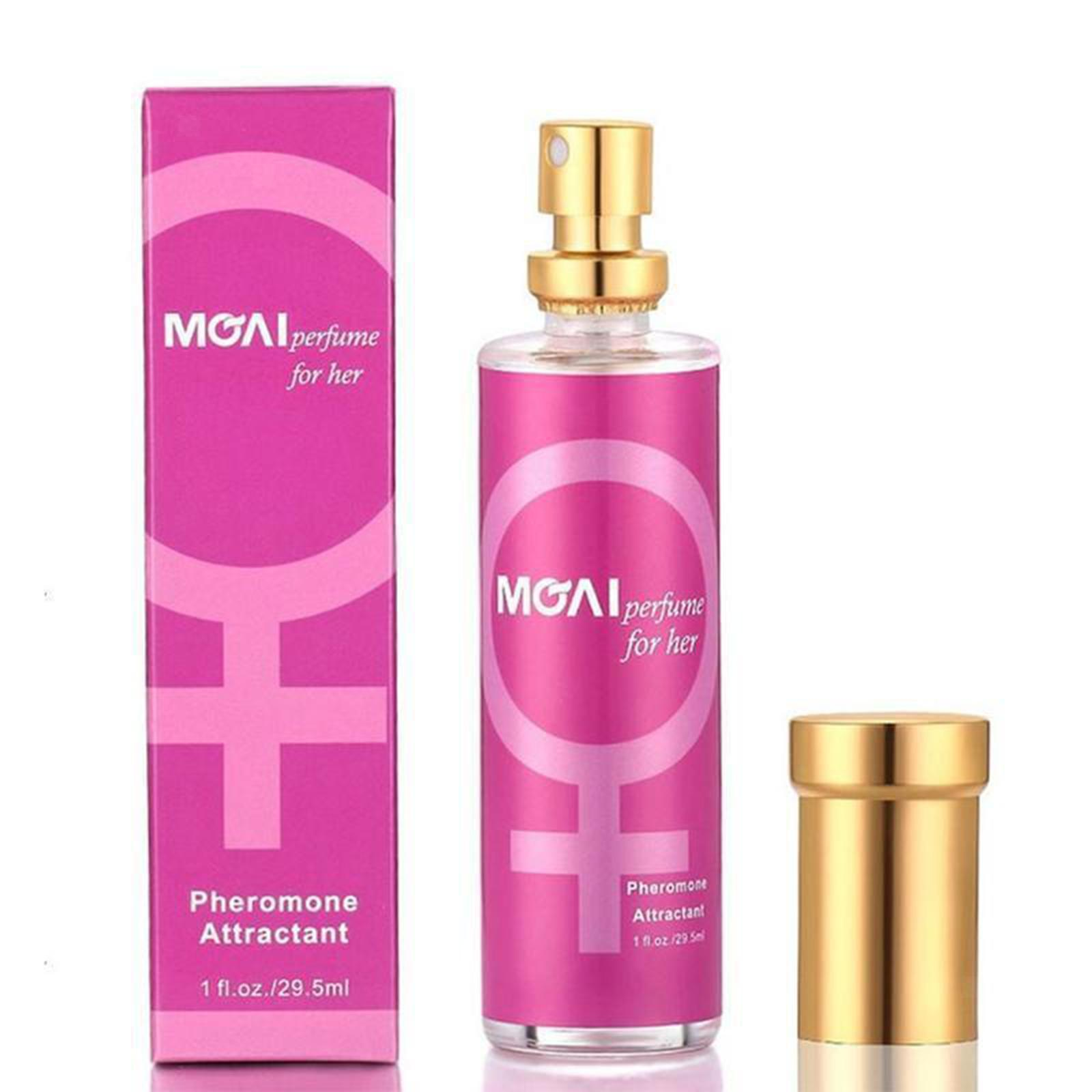 Pheromone Women Men Perfume Body Spray Flirt Perfume