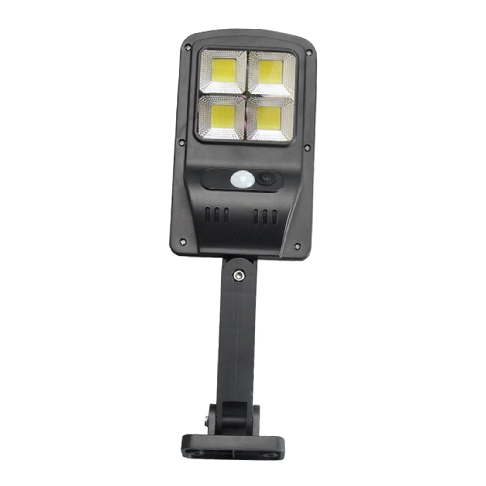 Corps-de-reverbere-a-LED-a-energie-solaire-detectant-la-lumiere miniatura 3