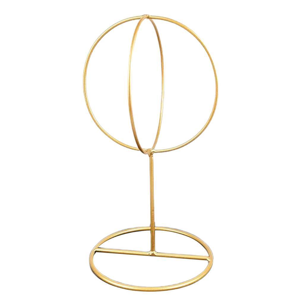 Support-De-Chapeau-De-Boule-Support-De-Chapeau-Support-De-Perruque-Presentoir miniature 6