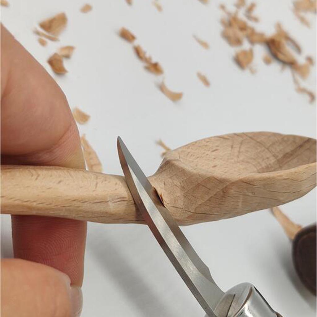 Strumenti-di-Intaglio-del-legno-Set-Gancio-Intaglio-Taglierina-Scalpello-Cutter miniatura 6