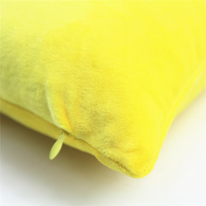 Copricuscino-Divano-Federe-Cuscino-Copertura-Morbido-Decorzione-per-Auto-Letto miniatura 22