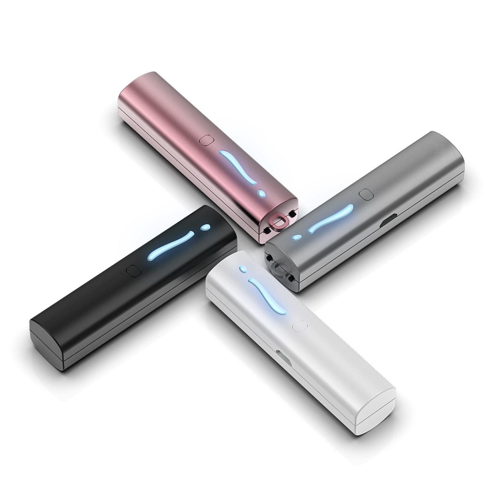 Indexbild 20 - Air Purifier Luft Reiniger Halskette Negative Ionen Generator USB Aufladbare