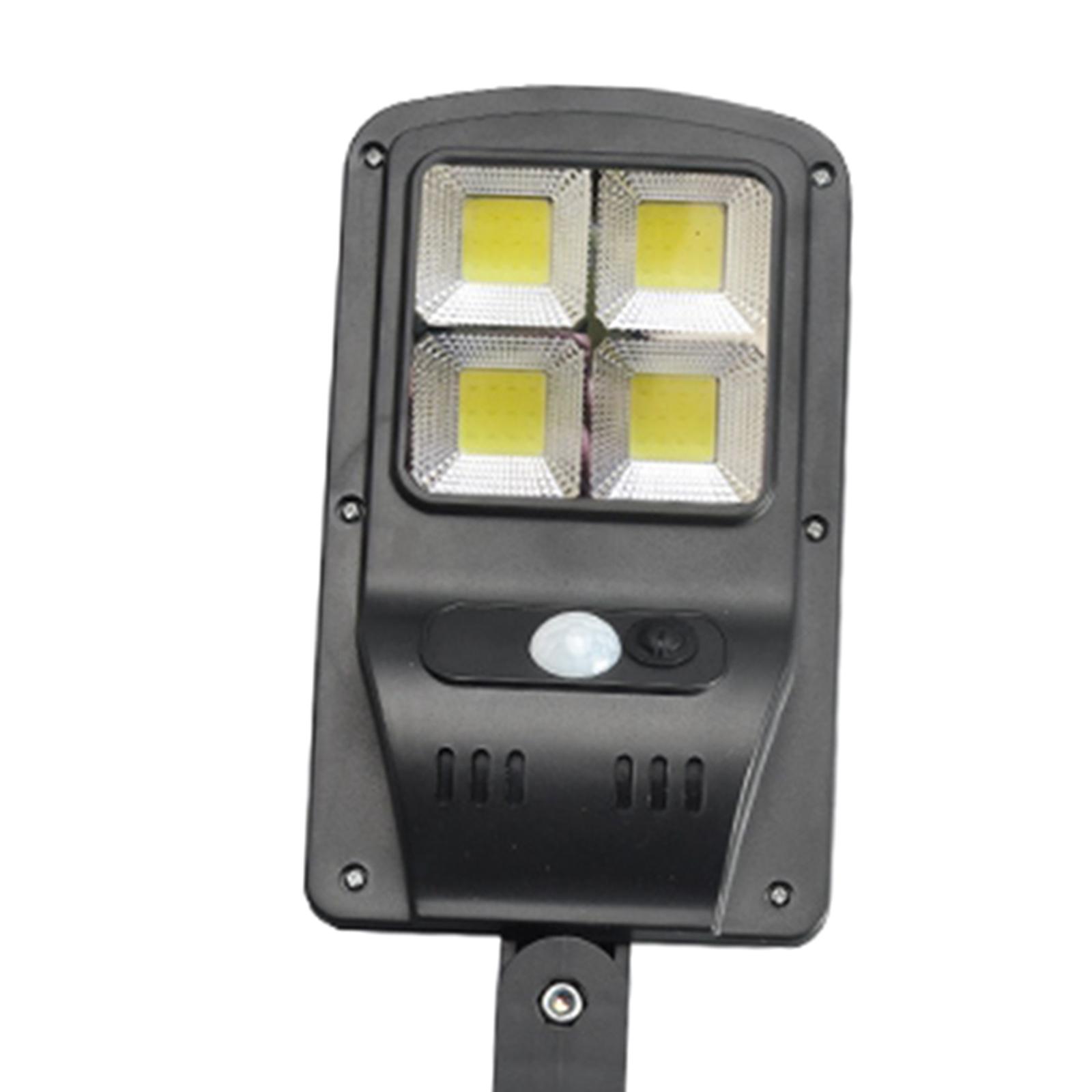 Corps-de-reverbere-a-LED-a-energie-solaire-detectant-la-lumiere miniatura 7
