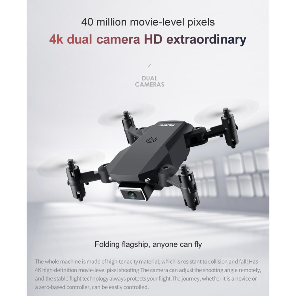 miniatura 63 - Mini Drone Una Chiave Headless Modalità di Mantenimento di Quota 6-Axis Gyro
