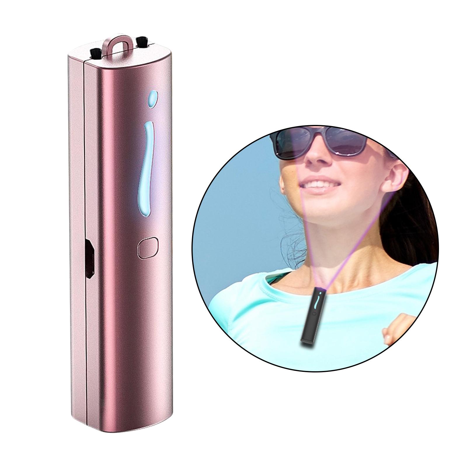 Indexbild 26 - Air Purifier Luft Reiniger Halskette Negative Ionen Generator USB Aufladbare