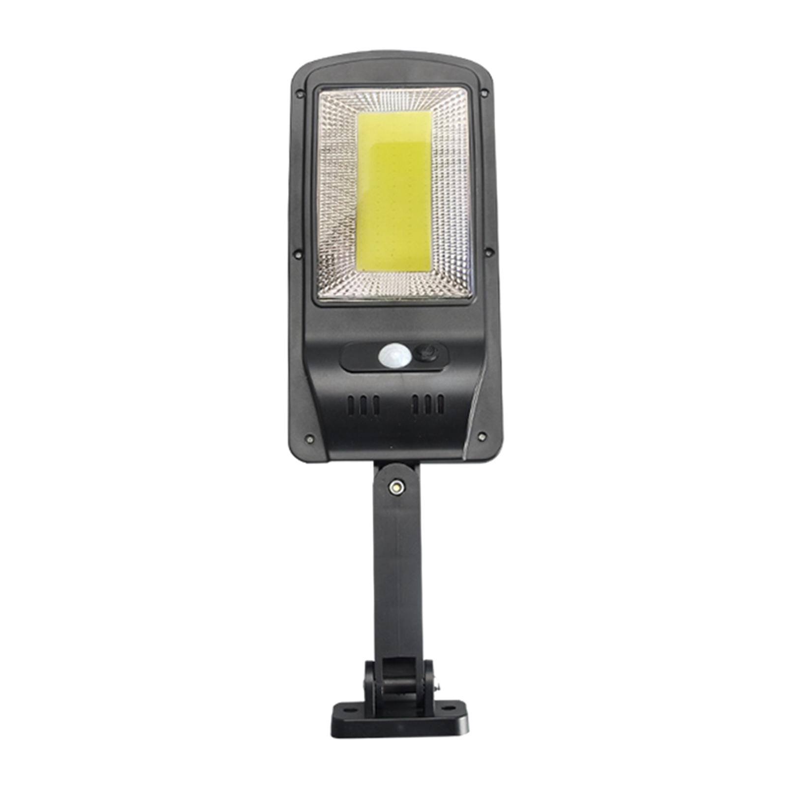 Corps-de-reverbere-a-LED-a-energie-solaire-detectant-la-lumiere miniatura 10
