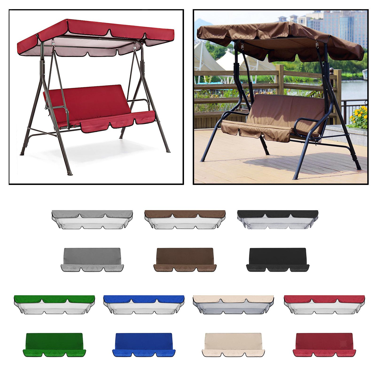Sostituzione della copertura della sedia a dondolo da esterno per patio,