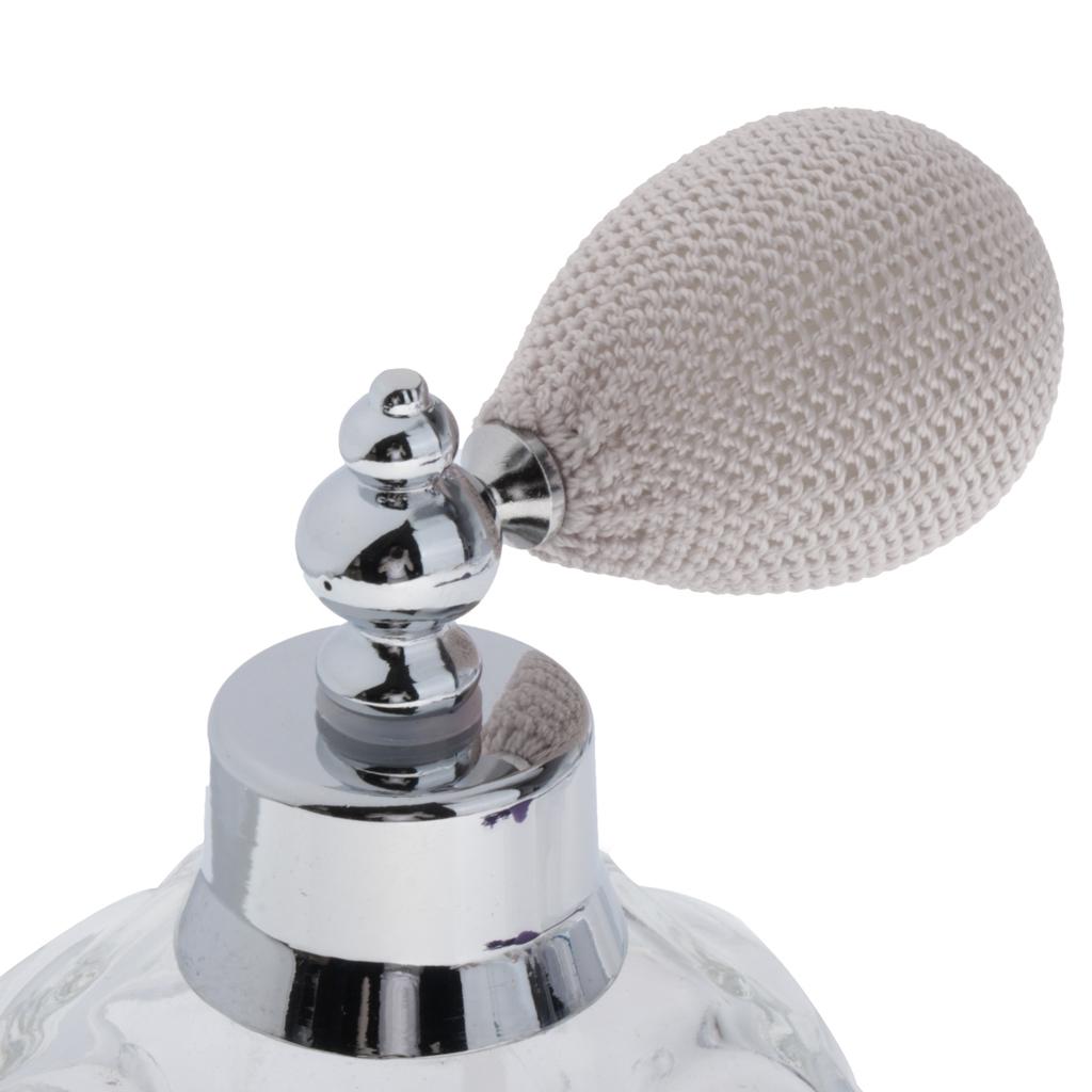 1pc-cristal-100ml-bouteille-de-parfum-clair-vaporisateur-rechargeable miniature 28
