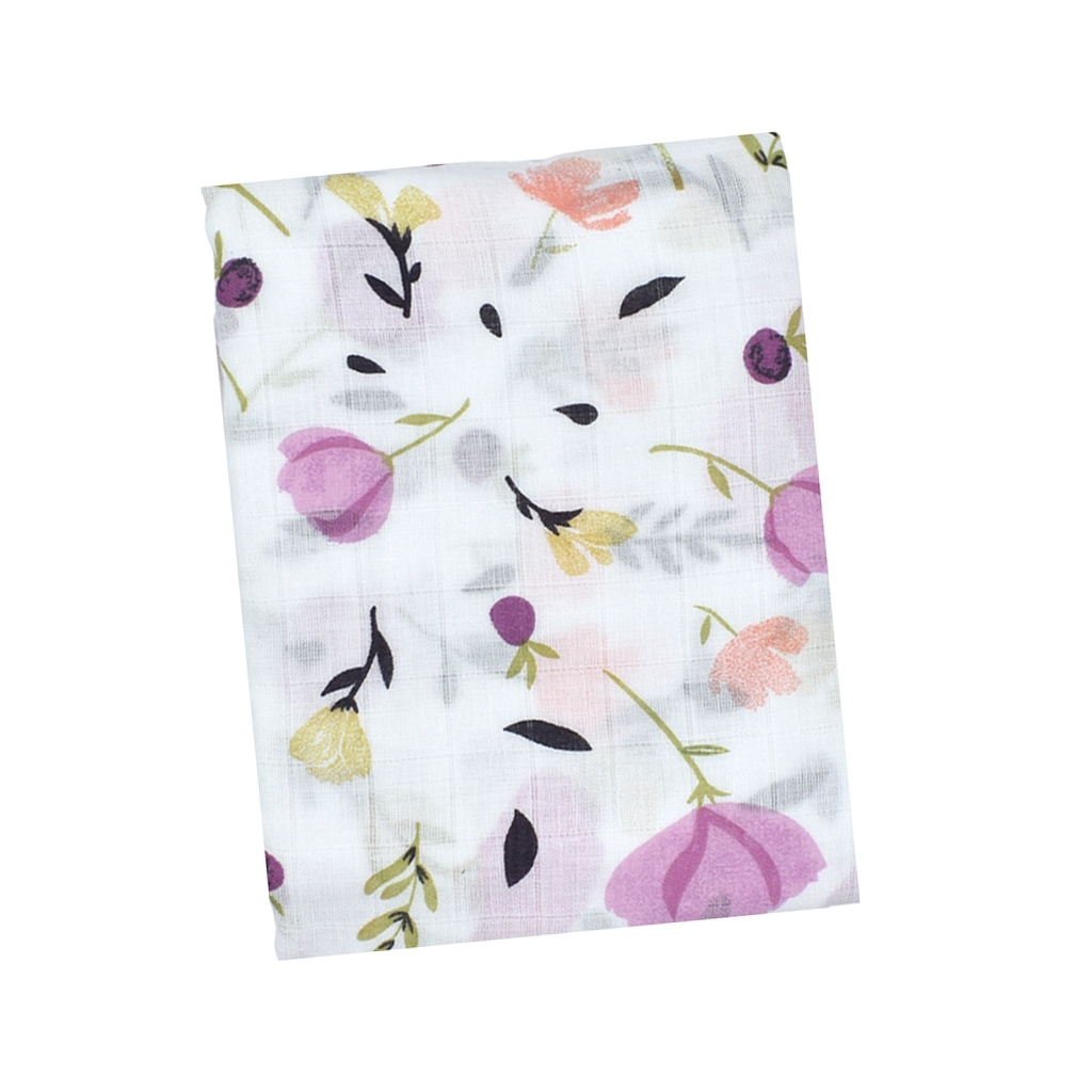 thumbnail 7 - Baby Unisex Baby Muslin Swaddle Blankets, One Size