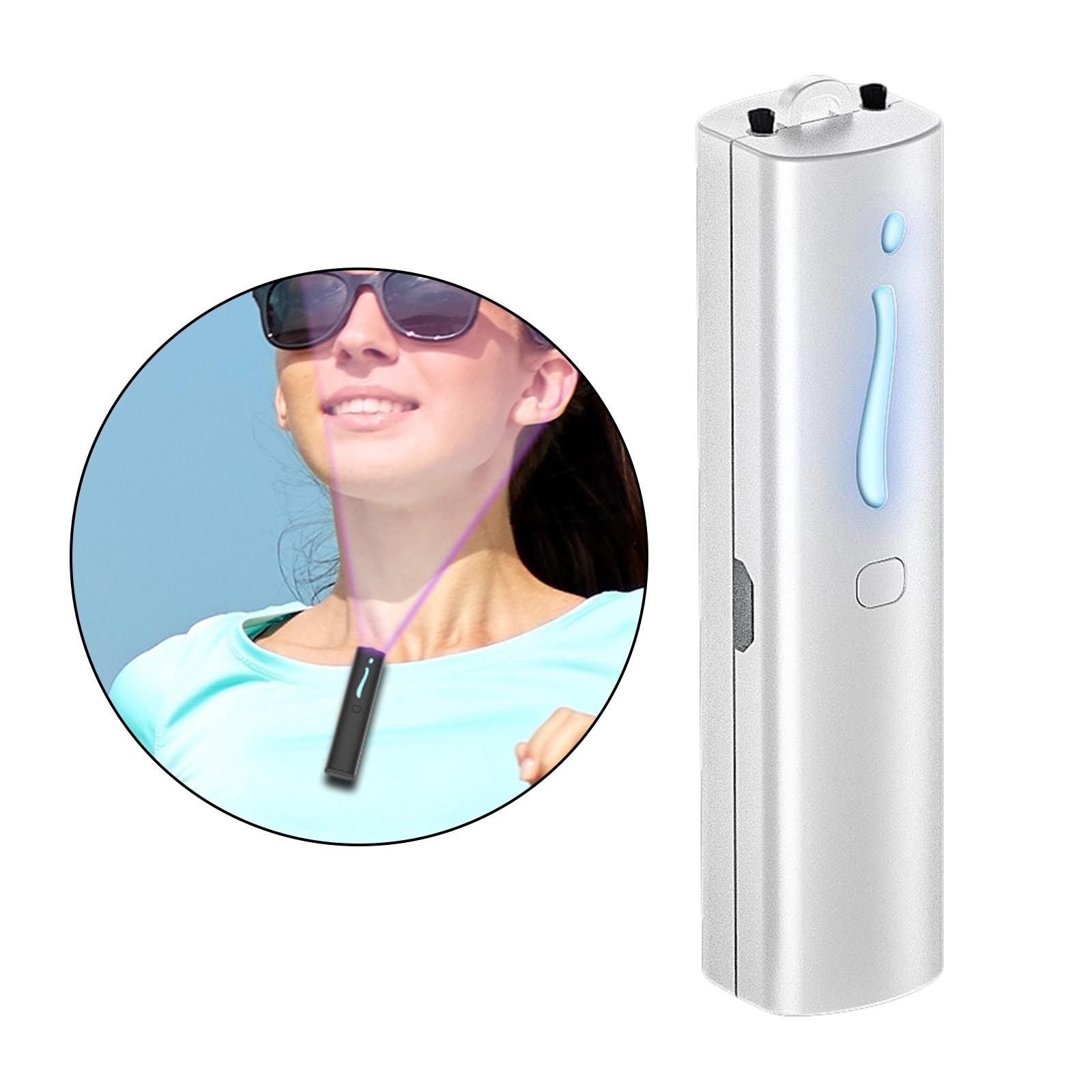 Indexbild 40 - Air Purifier Luft Reiniger Halskette Negative Ionen Generator USB Aufladbare