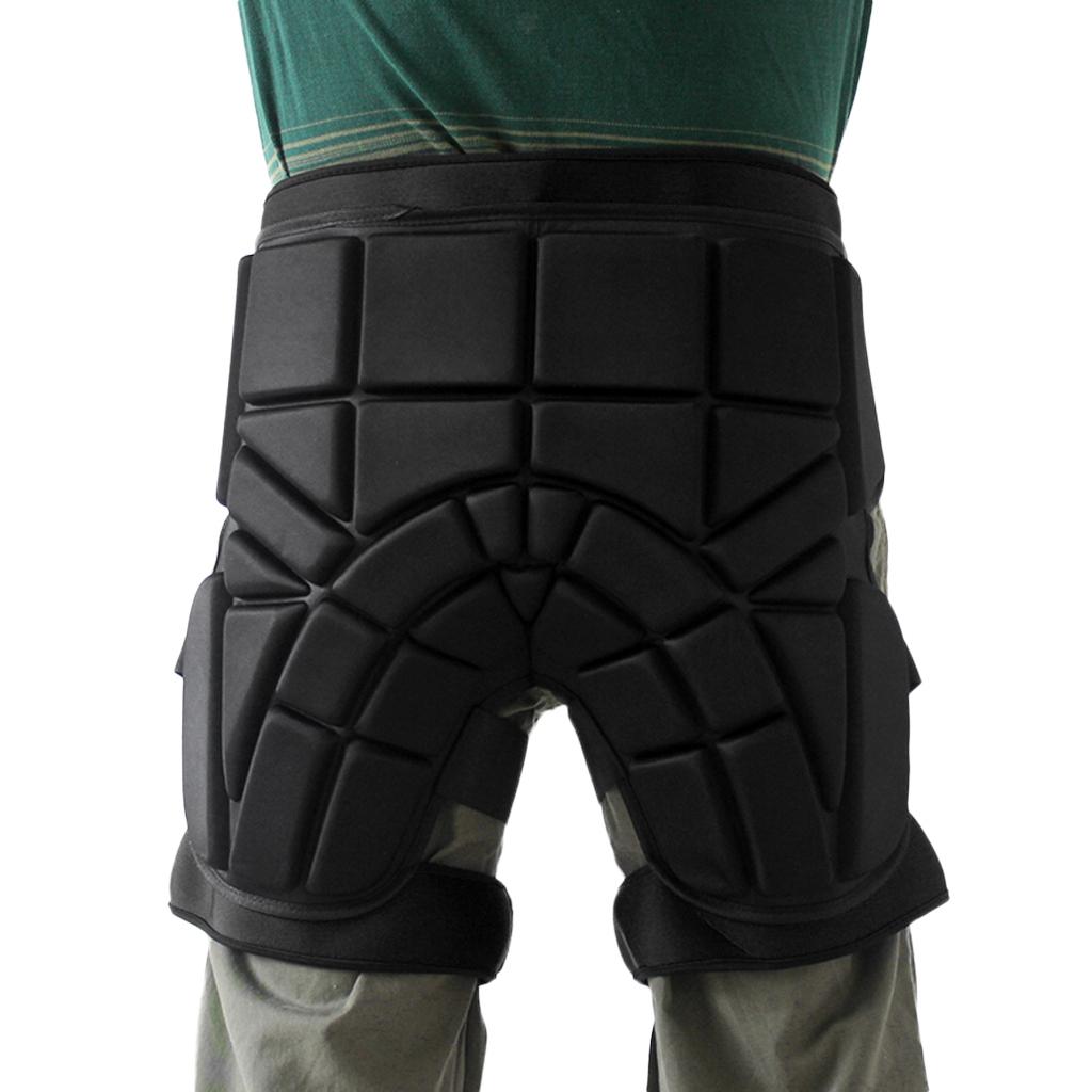 miniatura 9 - Pantaloncini-da-snowboard-per-pattini-a-rotelle-e-pattini-a-rotelle-regolabili