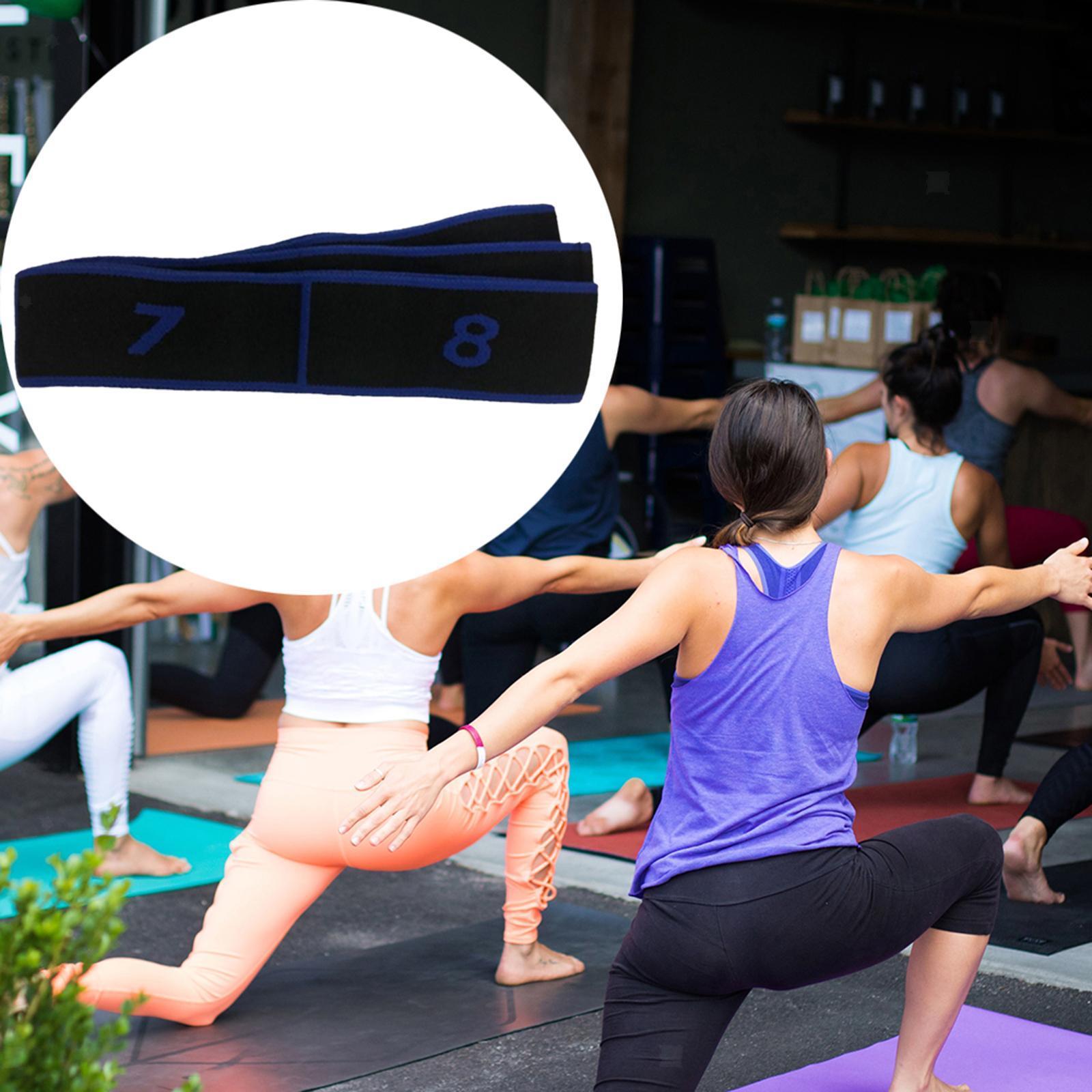 miniatura 3 - Premium yoga Strap 90cm elástico stretchband Dance prorrogado
