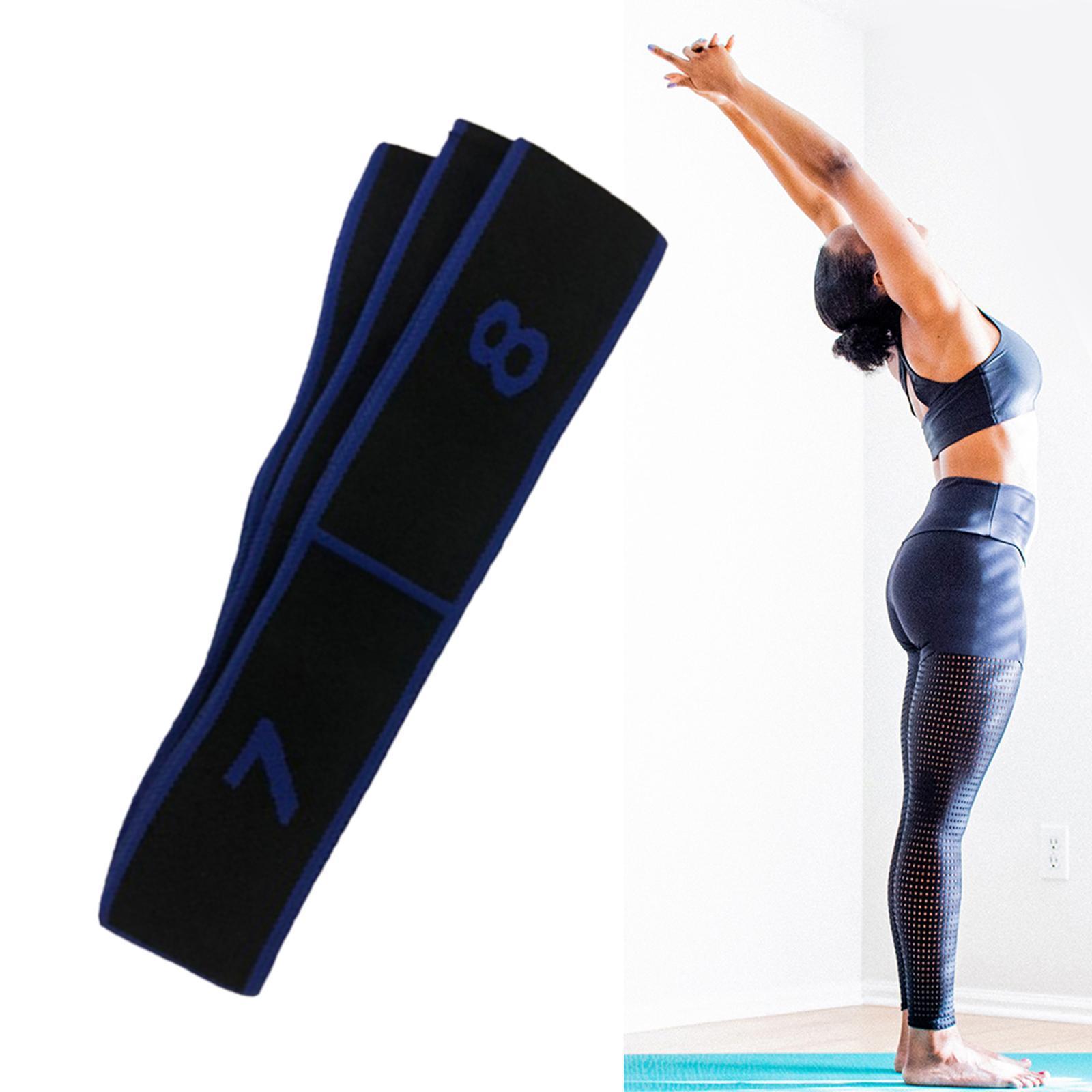 miniatura 2 - Premium yoga Strap 90cm elástico stretchband Dance prorrogado