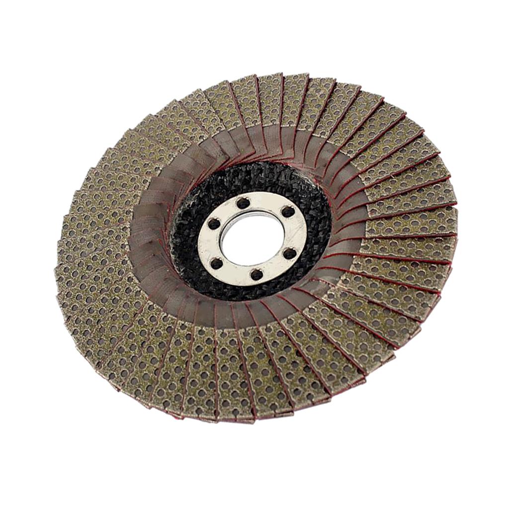 Abrasivi-A-Disco-Lamellare-Diamantati-Lamiera-per-Rettifica-Carburo-Cementato miniatura 6