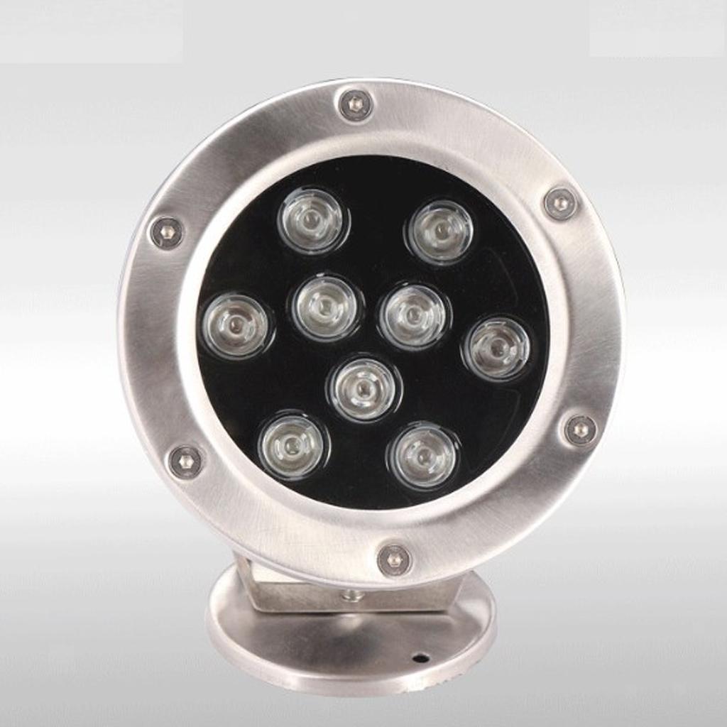 miniatura 6 - 9W Illuminazione Subacquea LED Sorgente Luminose Sommergibile Stagni Fontane