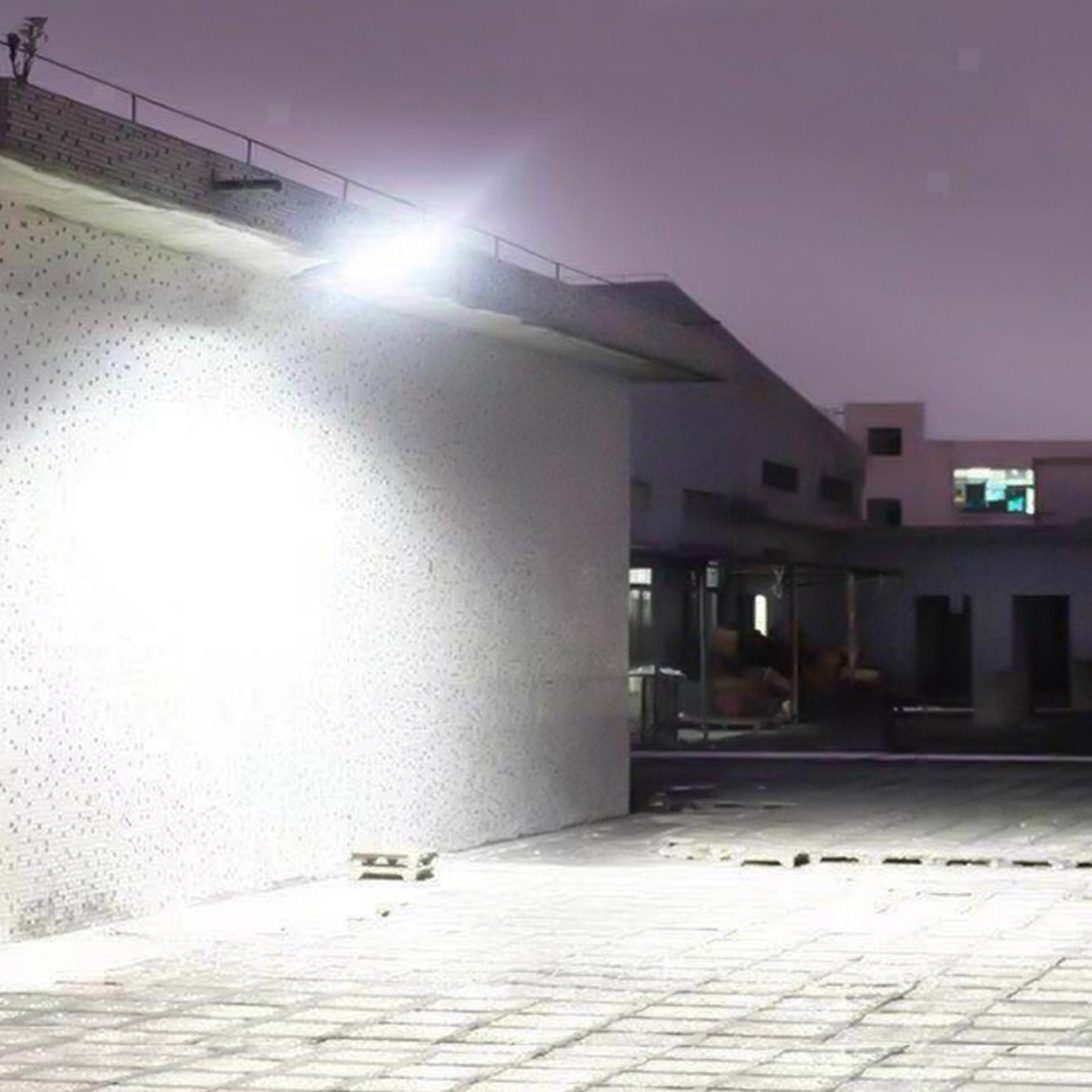 Corps-de-reverbere-a-LED-a-energie-solaire-detectant-la-lumiere miniatura 12