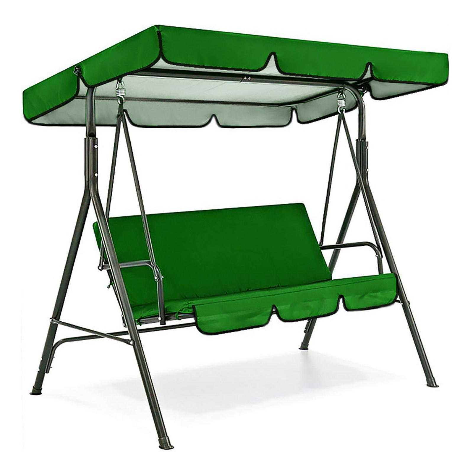 miniatura 12 - Sostituzione della copertura della sedia a dondolo da esterno per patio,