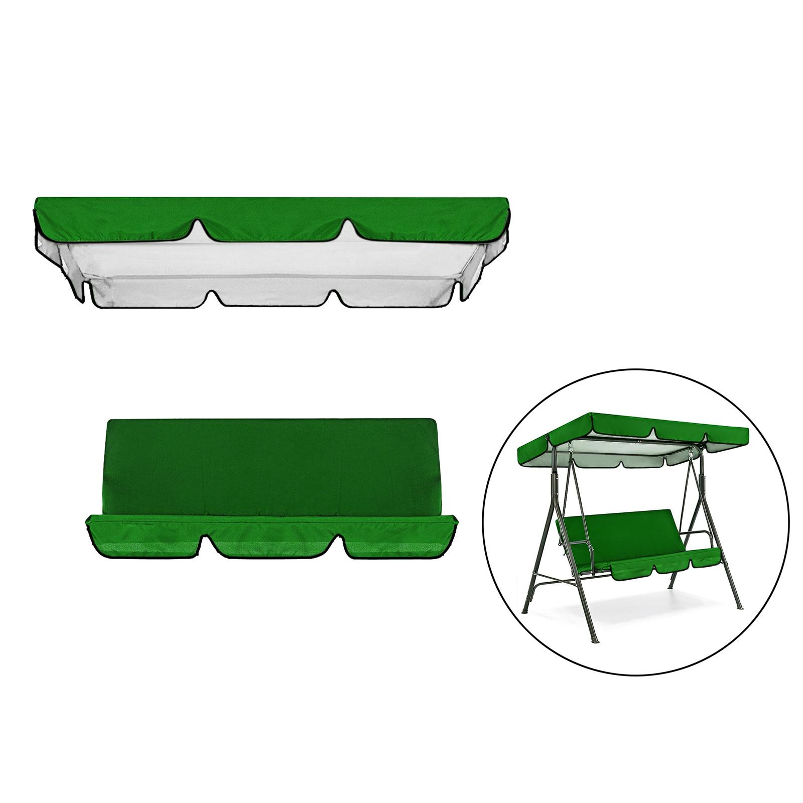 miniatura 14 - Sostituzione della copertura della sedia a dondolo da esterno per patio,