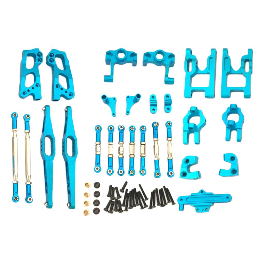 miniatura 7 - Aggiornamento-WLtoys-12428-Parti-Kit-Si-Adatta-Feiyue-1-12-accessori-di-ricambio