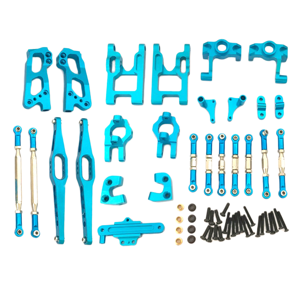 miniatura 6 - Aggiornamento-WLtoys-12428-Parti-Kit-Si-Adatta-Feiyue-1-12-accessori-di-ricambio