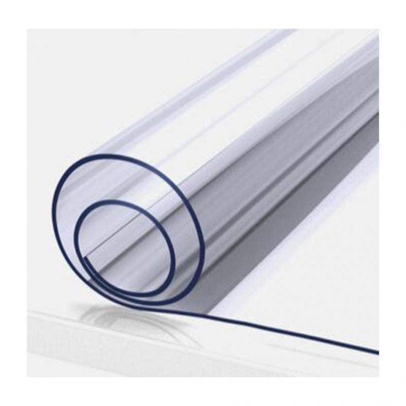 Nappe-de-bureau-en-plastique-protecteur-de-nappe-en-plastique-en-PVC miniature 5