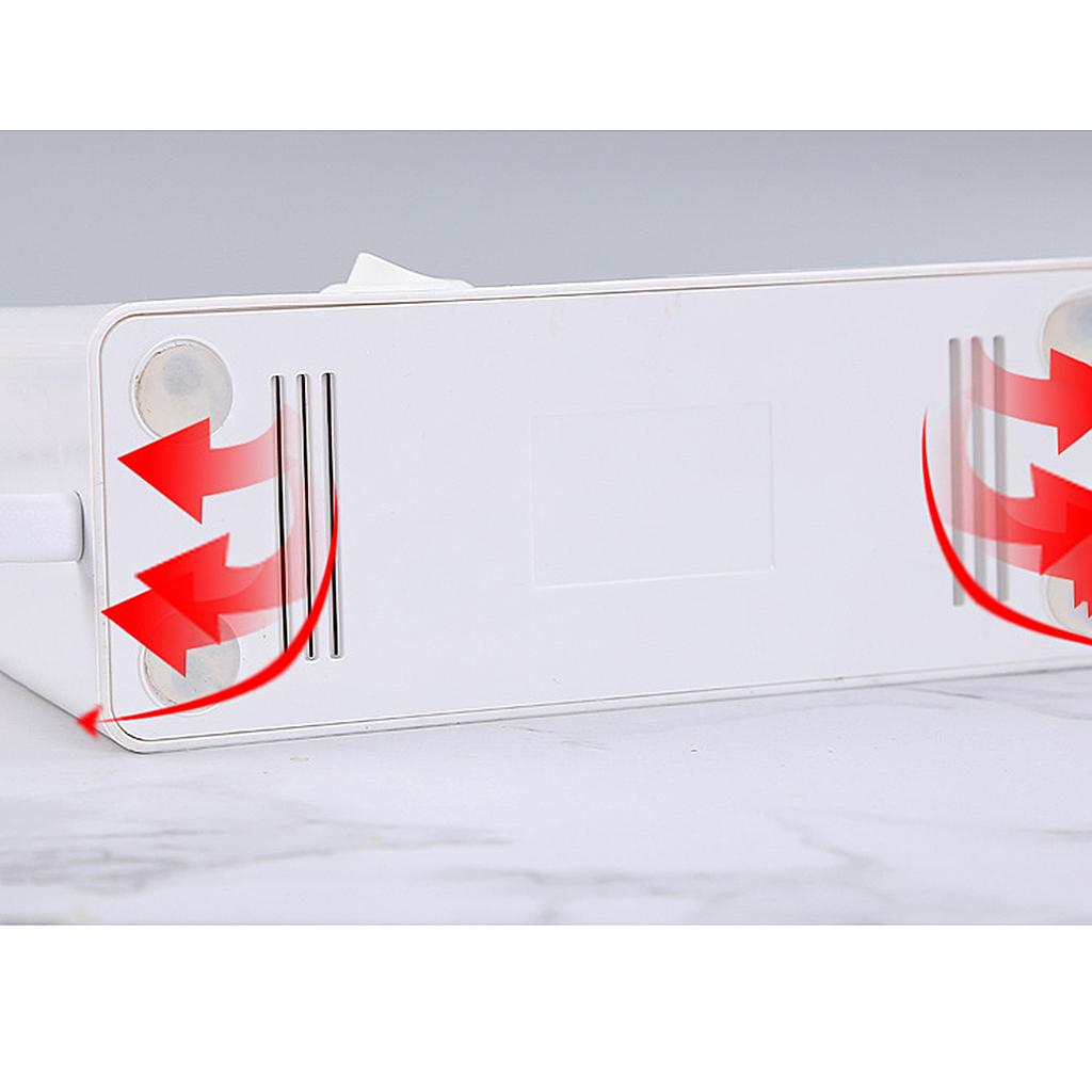 miniatura 12 - Coltello elettrico Temperamatite Automatico Forbici Lama Per Affilare I