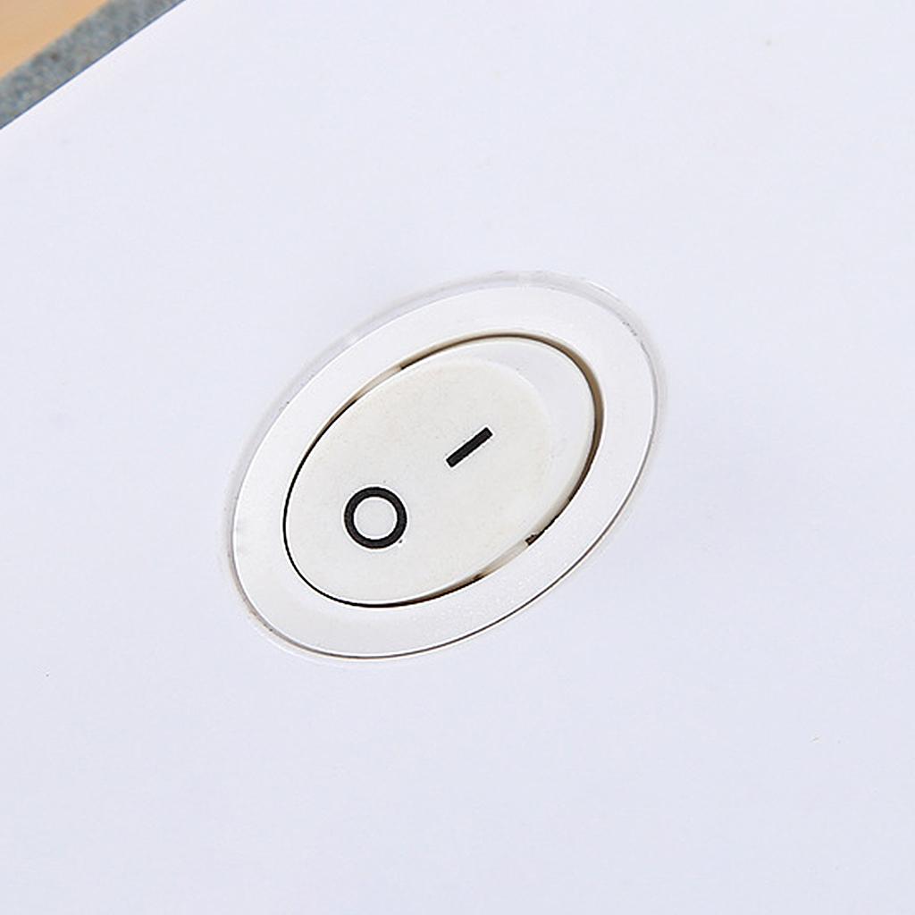 miniatura 10 - Coltello elettrico Temperamatite Automatico Forbici Lama Per Affilare I