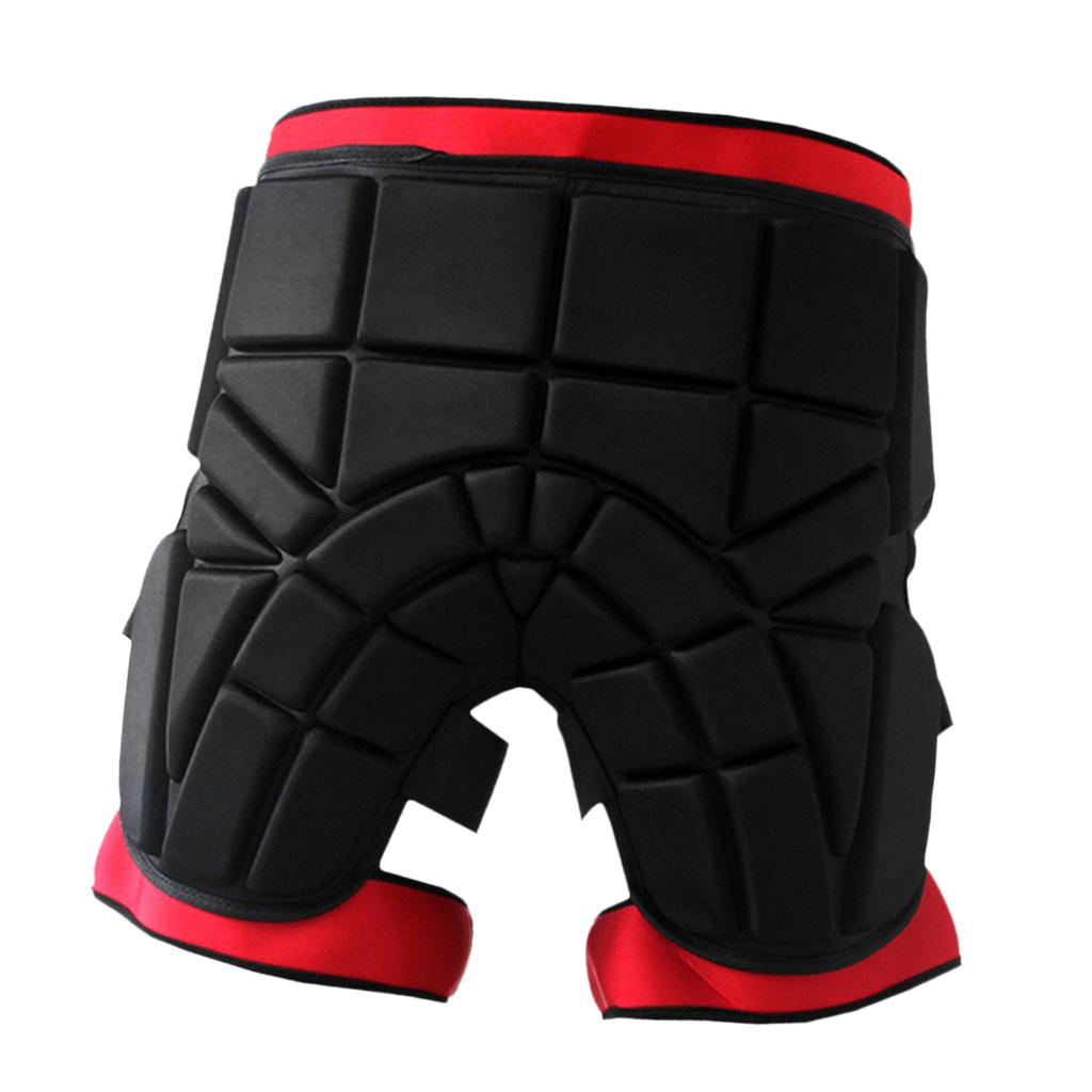 miniatura 4 - Pantaloncini-da-snowboard-per-pattini-a-rotelle-e-pattini-a-rotelle-regolabili