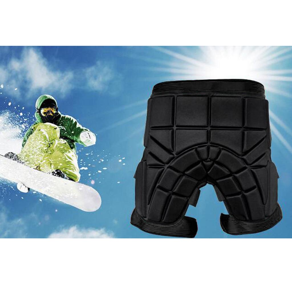 miniatura 12 - Pantaloncini-da-snowboard-per-pattini-a-rotelle-e-pattini-a-rotelle-regolabili