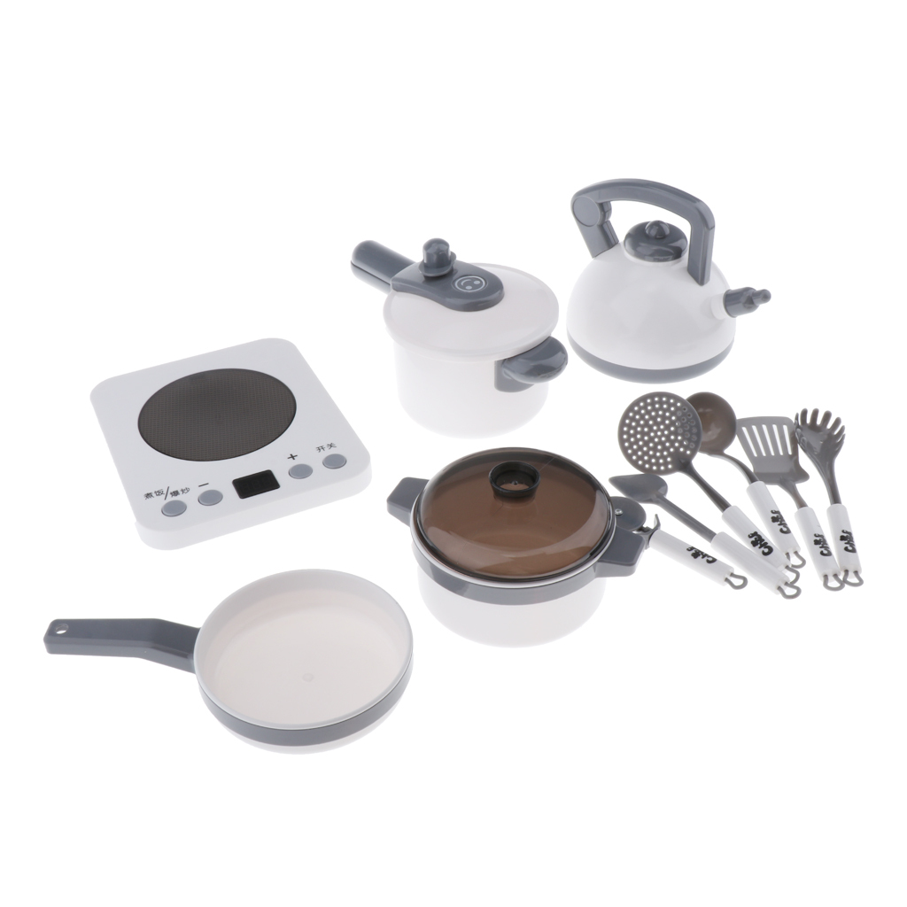 Kitchen-Pretend-Play-Accessories-Toys-Cookware-Set-Cooking-Utensils-for-Kids thumbnail 15