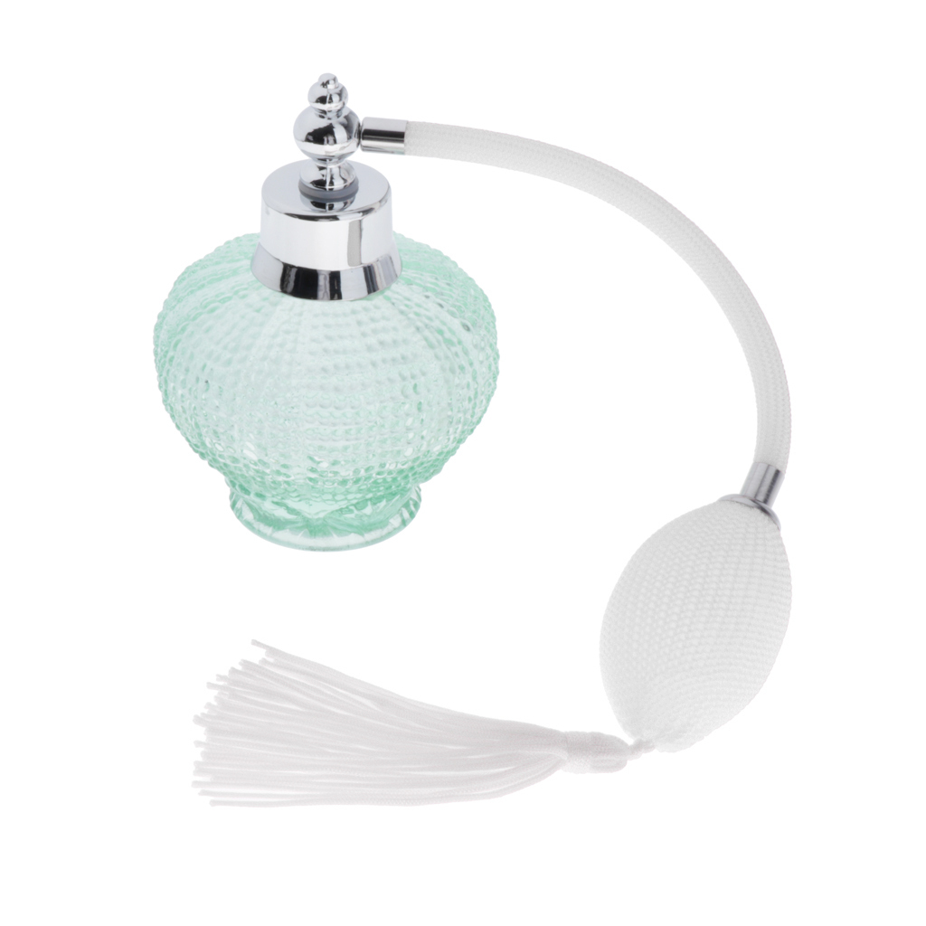 Bouteille-de-parfum-en-verre-rechargeable-d-039-atomiseur-de-jet-de-mode-100ML miniature 4