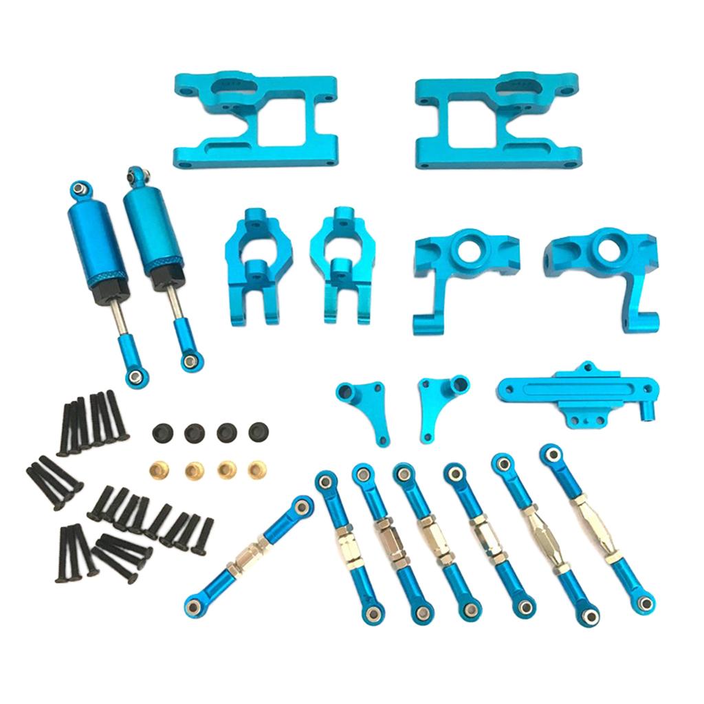 miniatura 10 - Aggiornamento-WLtoys-12428-Parti-Kit-Si-Adatta-Feiyue-1-12-accessori-di-ricambio