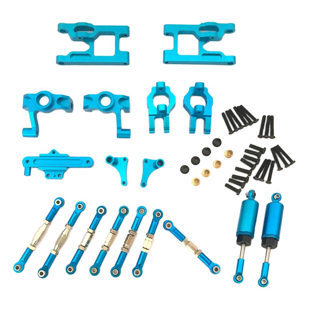 miniatura 9 - Aggiornamento-WLtoys-12428-Parti-Kit-Si-Adatta-Feiyue-1-12-accessori-di-ricambio