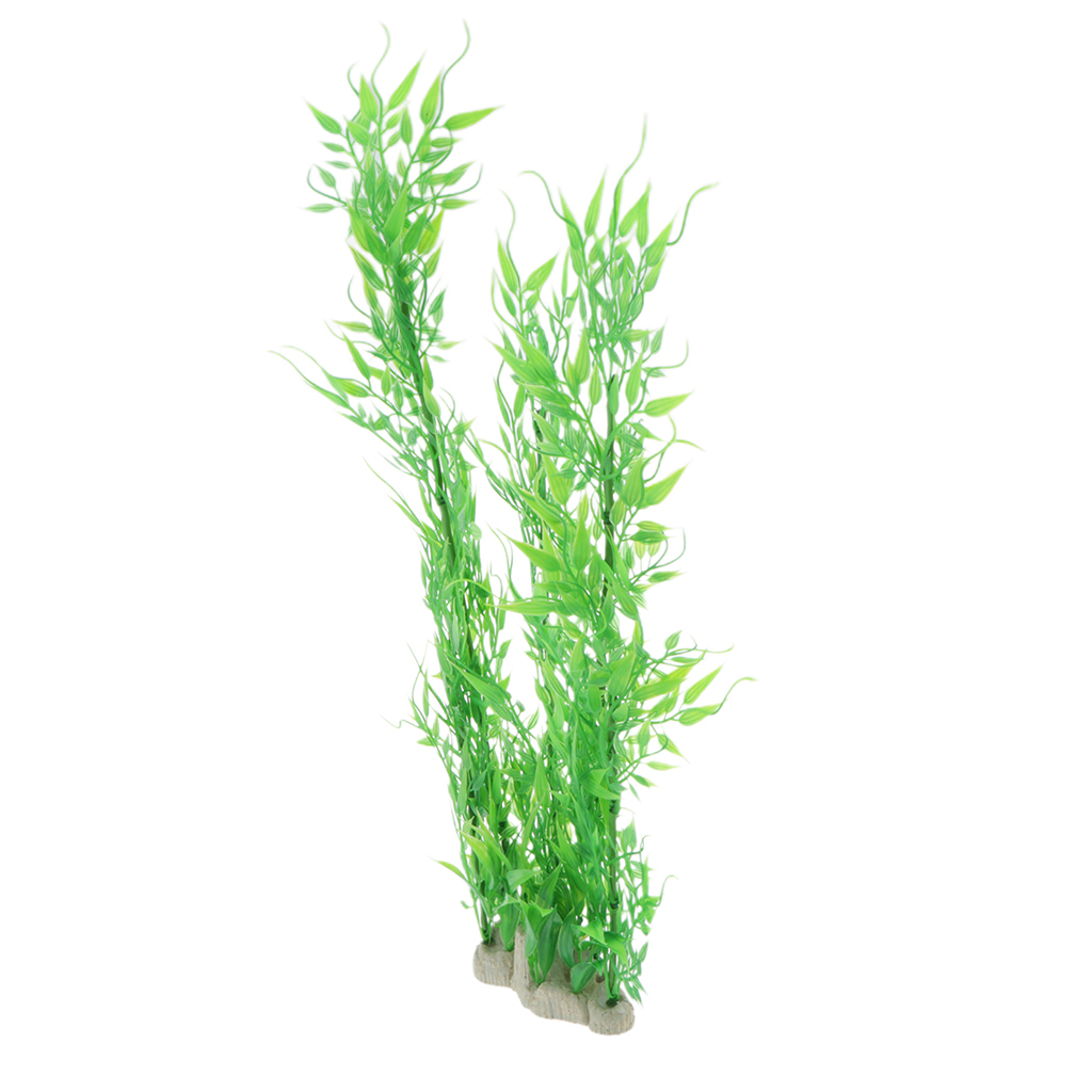 Vivarium-Paysage-Decor-Reptile-Crawler-Boite-Ornement-Artificiel-Bambou-Feuilles miniature 6