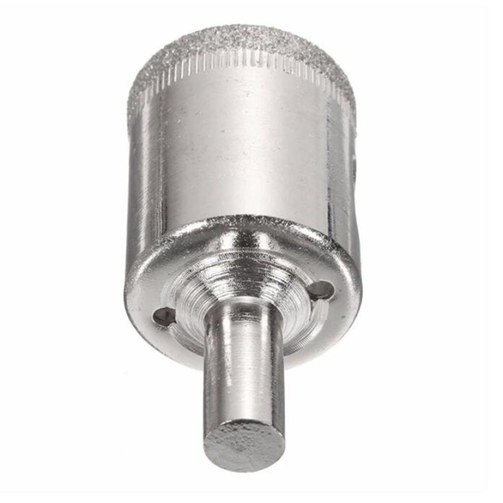 miniature 4 - 6-50MM diamant foret trou scie ensemble pour céramique porcelaine salle de bain