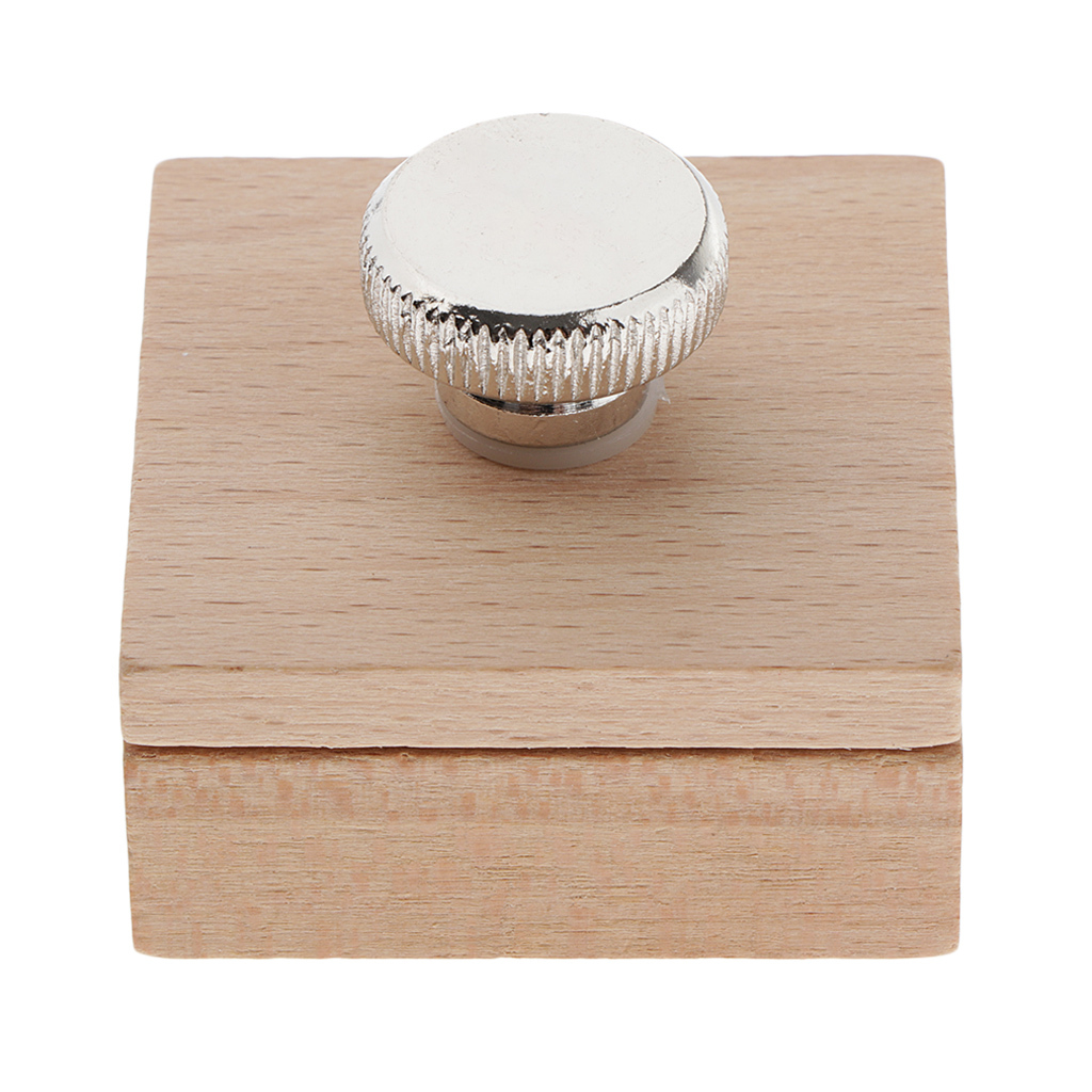 Holzschleifpapier-Schleifblock-DIY-Leder-Bastelzubehoer Indexbild 6
