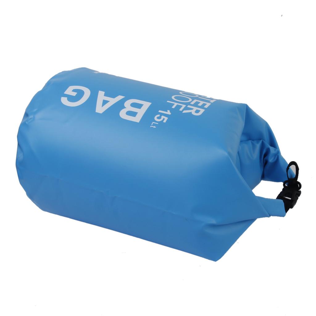 91G WATERPROOF DRY BAG SACK STORAGE BAG CANOE KAYAK CYCLING FISHING CAMPING