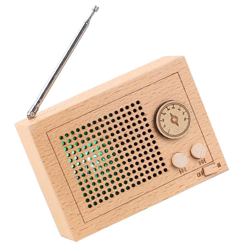 Retro-Clockwork-Music-Box-Radio-Music-Box-Shelf-Musical-Ornaments-Boys-Gift thumbnail 19