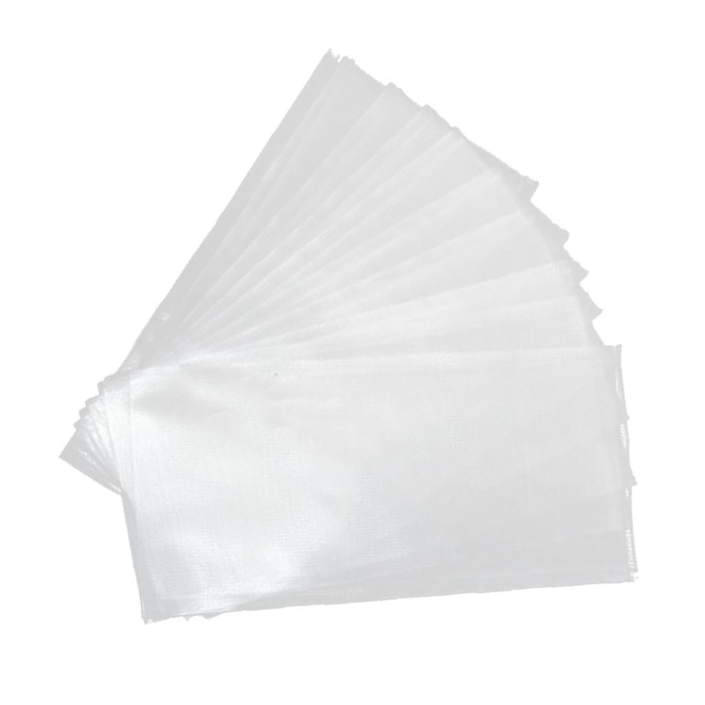 Indexbild 7 - 50-Stueck-Universal-PVA-Mesh-Bag-fuer-Karpfen-Angelkoeder-Strumpf-schnell