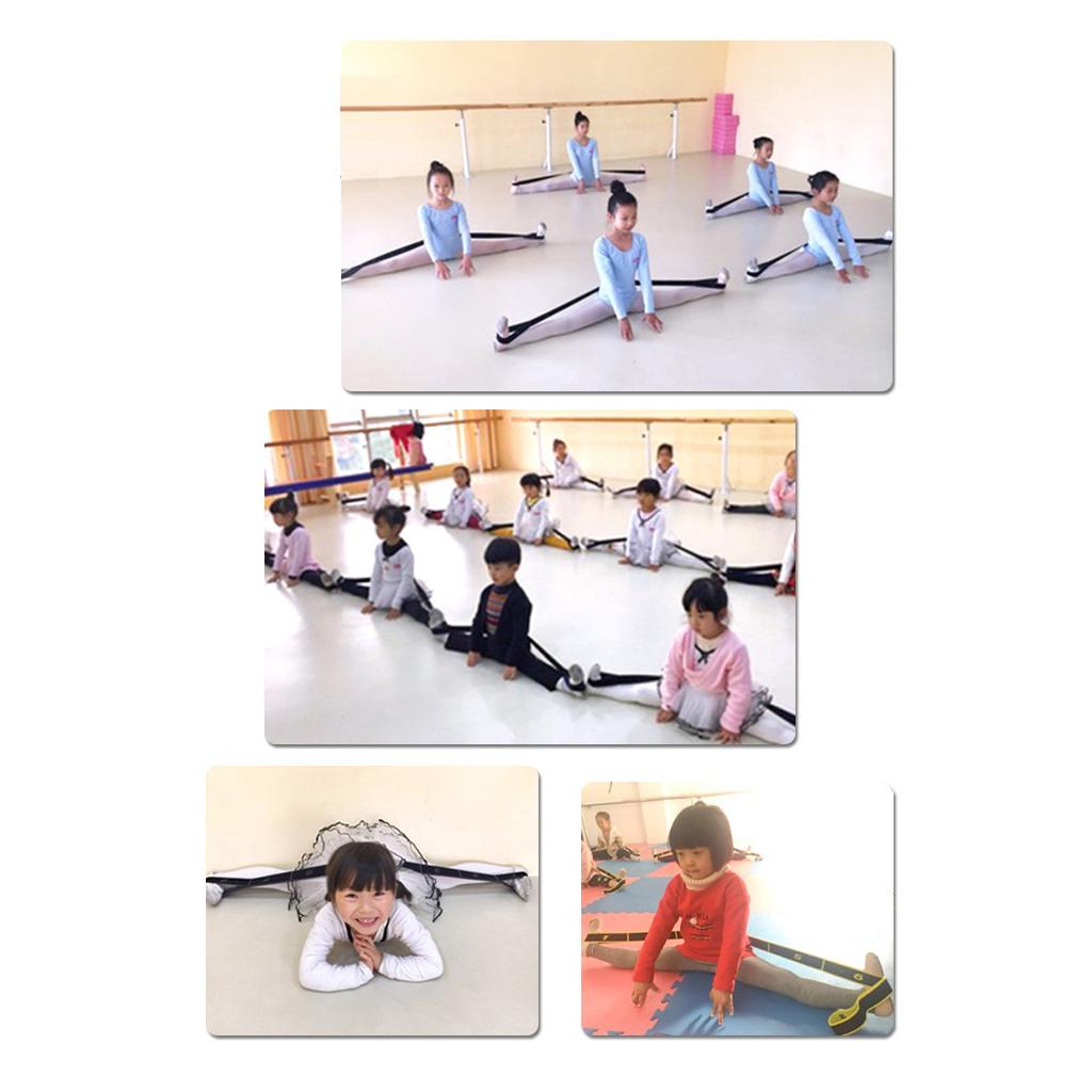 miniatura 7 - Premium yoga Strap 90cm elástico stretchband Dance prorrogado