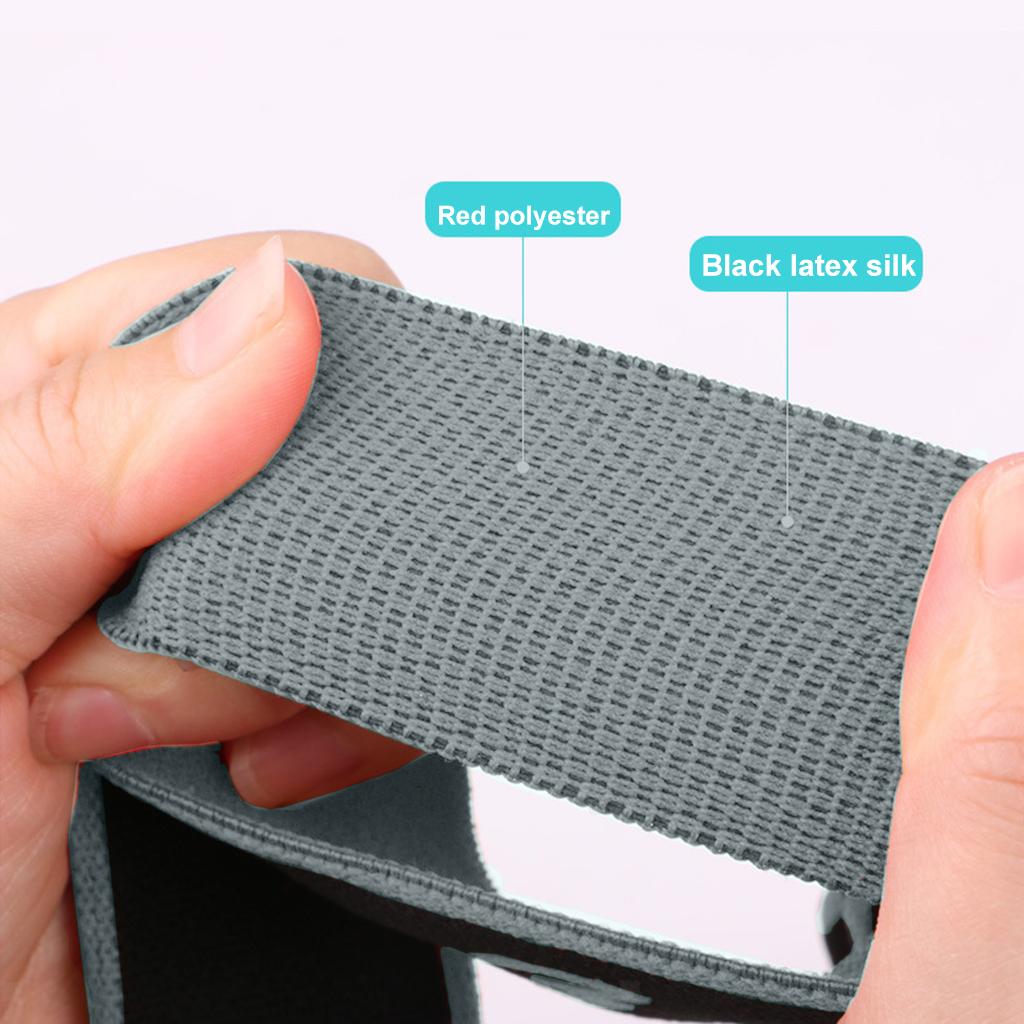 miniatura 6 - Premium yoga Strap 90cm elástico stretchband Dance prorrogado
