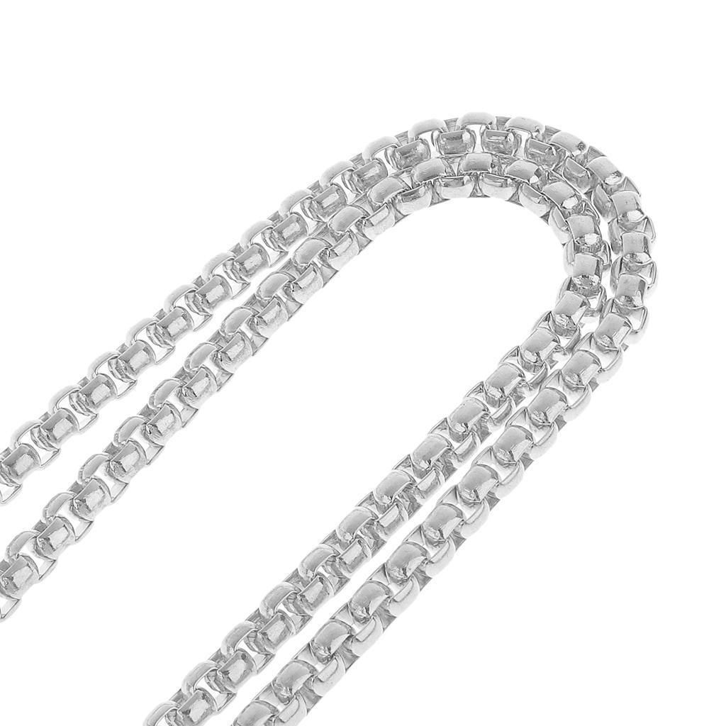 Schulter-Riemen-Kettenbuegel-Geldbeutelhandgriff-Schulterriemen-Metallkette Indexbild 4
